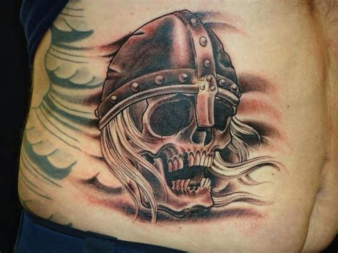viking skull tattoos 1000 images about viking tattoos on viking