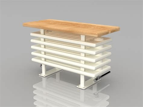 radiator bench seat radiator bench seat 3d model 3ds max files free download
