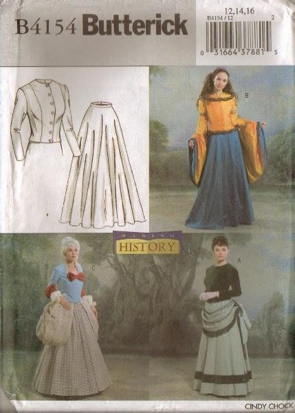 pattern maker history oop butterick sewing pattern making history historical