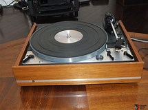 Image result for idler drive turntable. Size: 215 x 160. Source: www.canuckaudiomart.com