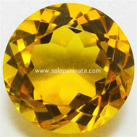 Batu Permata Citrine batu permata golden citrine 26b04 garansi asli