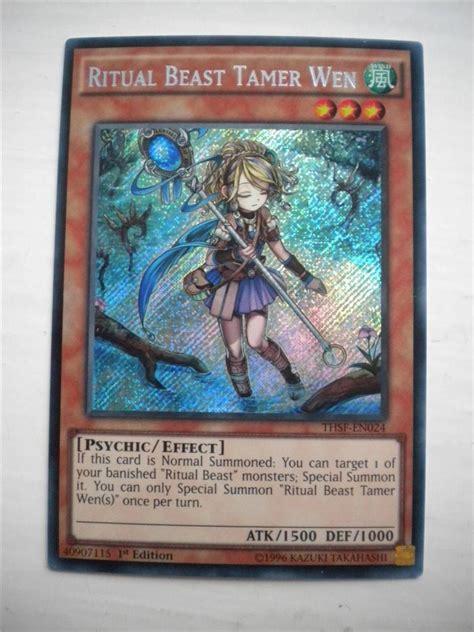 secret cards yu gi oh the secret forces secret thsf
