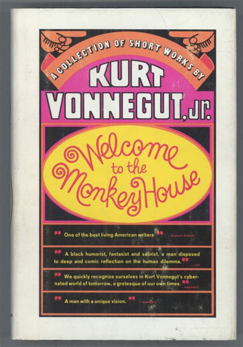 welcome to the monkey house welcome to the monkey house a collection of short works