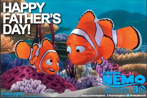 happy s day from finding nemo in 3d