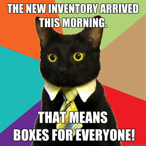 Inventory Meme - the new inventory cat meme cat planet cat planet