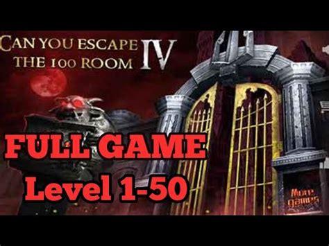 can you escape the room walkthrough can you escape the 100 room 4 level 1 50 walkthrough