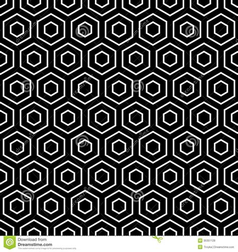 pattern texture vector free hexagons texture seamless geometric pattern stock vector