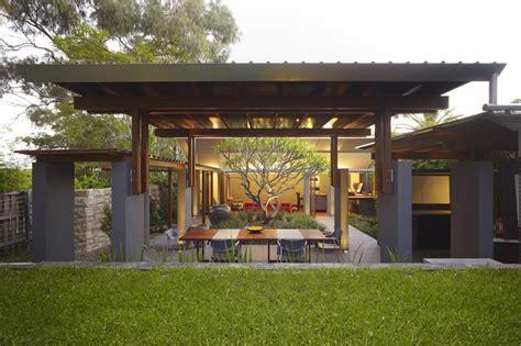 Small Modern Bathroom arena for living peter stutchbury s garden house