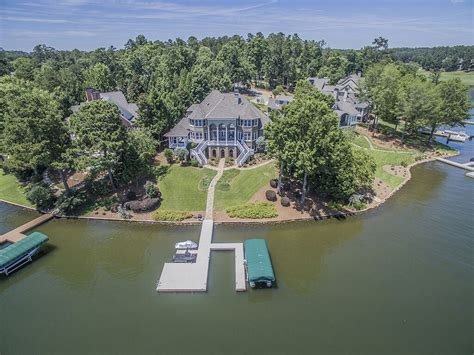 waterfront property in lake oconee lake sinclair