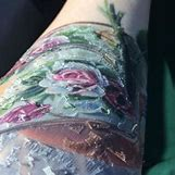 Infected Tattoo After Healing | 325 x 325 jpeg 18kB