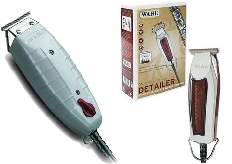 T Outliner Vs Outliner Ii by Andis T Outliner Vs Wahl Detailer Damoras