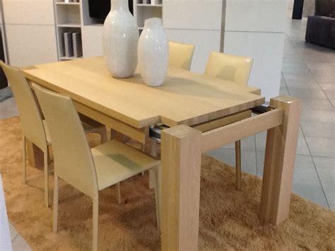 tavolo legno massiccio allungabile tavolo in rovere massiccio tavoli a prezzi scontati