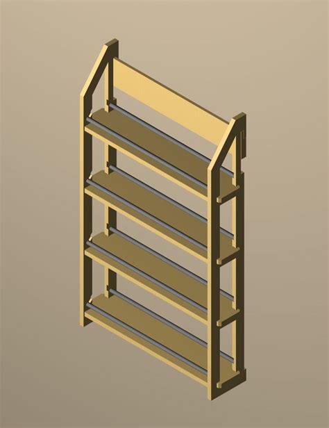 Balkonbeläge Aus Holz by Gew 252 Rzregal Aus Birke Multiplex Wei 223