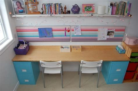 interior diy desk organization ideas children desks and