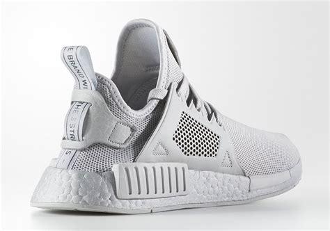 Adidas Nmd R2 White Grey Bnib Limited 1 adidas nmd xr1 grey release date by9923