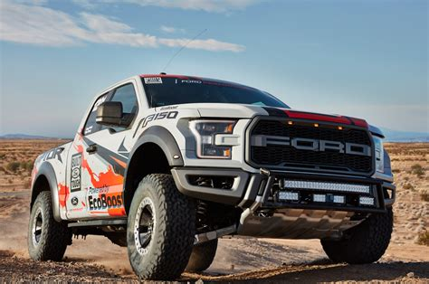 2017 Ford F-150 Raptor to go Desert Racing F 150