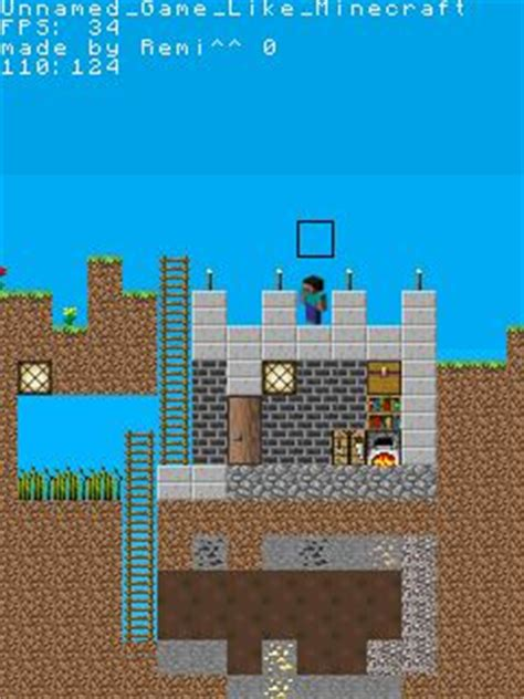minecraft 2d mod online game minecraft 2d clone java game for mobile minecraft 2d