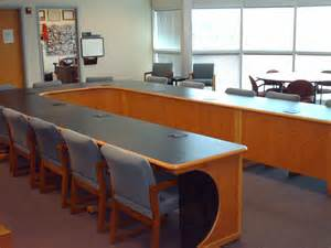 U Shaped Conference Table Custom Furniture Gallery