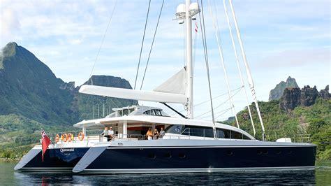 catamaran quintessential w 100 quintessential warwick yacht design