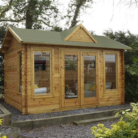 13 ft to m forest 13ft x 10ft 4m x 3m alderley log cabin next day