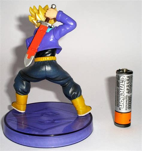 Real Works Trunks anime figura trunks real works juguete 9
