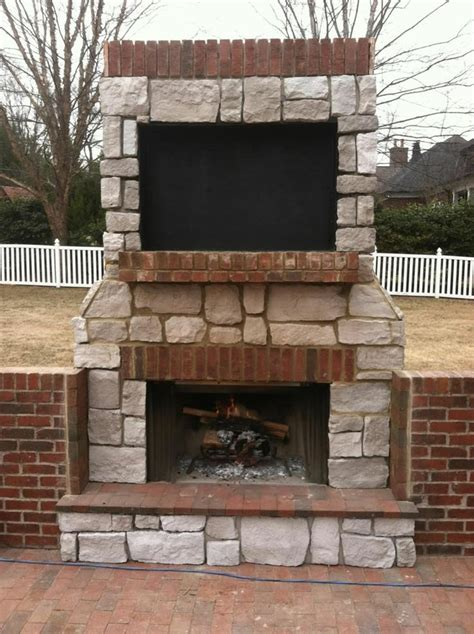 Pre Made Outdoor Fireplace by 17 Best Images About Outdoor Fireplaces On