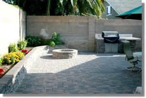 patio pavers designs flagstone patio ideas brown