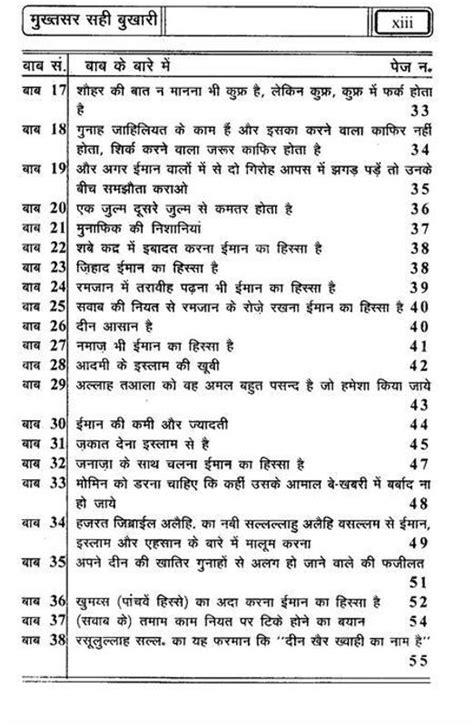 Hindi Sahih Al Bukhari Vol 1 for Android - APK Download