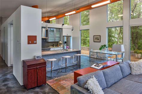 innovative architecture  hvac ductwork  decor element
