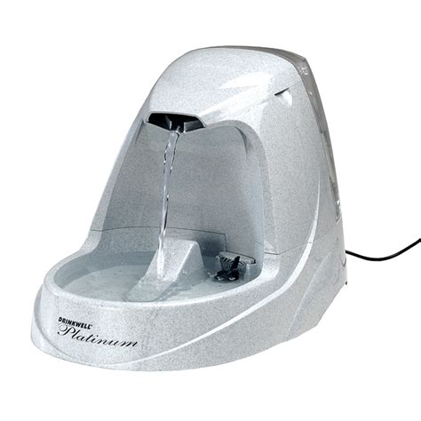 shop  drinkwell platinum fountain  petsafe pww