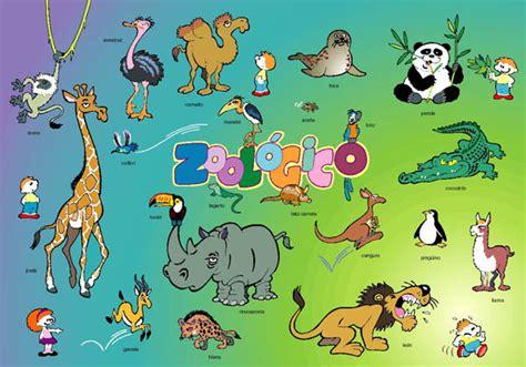 imagenes de animales de zoologico animados fotos de animales de zoologico
