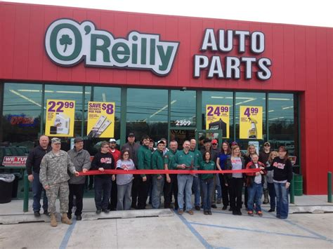 O Reilly Auto Parts Aktie by Store Grand Opening O Reilly Auto Parts Office Photo