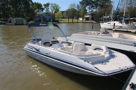 deck boat yamaha 20 hurricane deck boat 150hp lone star marina