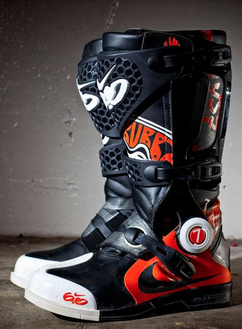 nike motocross boots price james stewart s nike motocross boots kicks pinterest