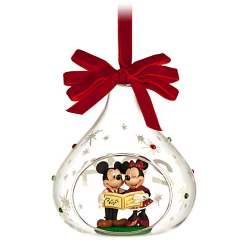 the best disney christmas tree ornaments mickey fix