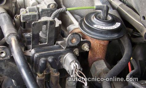 p1401 ford ranger parte 1 c 243 mo probar la v 225 lvula egr y sensor dpfe ford