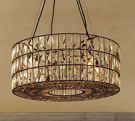 Potterybarn Chandelier A Glam Chandelier Makes A House A Home Pottery Barn 20 Chandeliers On Sale
