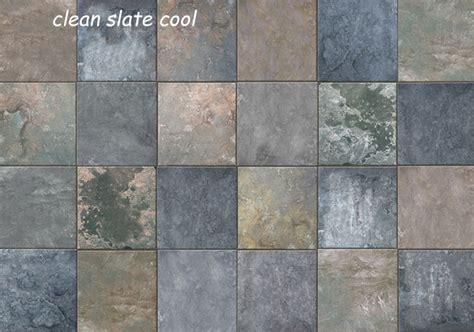 Faux Slate Floor Tiles by Faux Slate Flooring