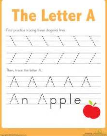 1000 ideas about letter tracing on pinterest preschool