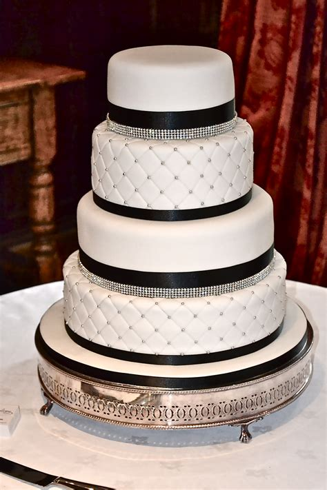 Quilted Cake by Quilted Cake Wedding Cakes Cakeology