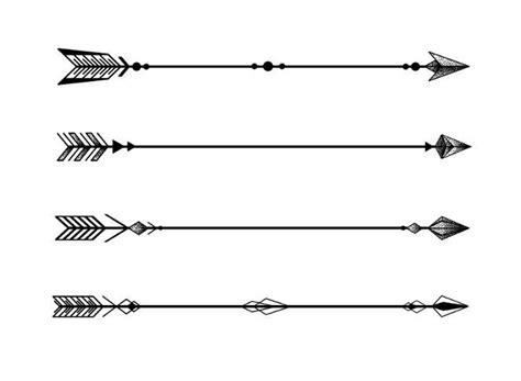 simple arrow tattoo design 45 arrow designs