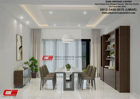 design interior rumah 8x15 desain interior finishing