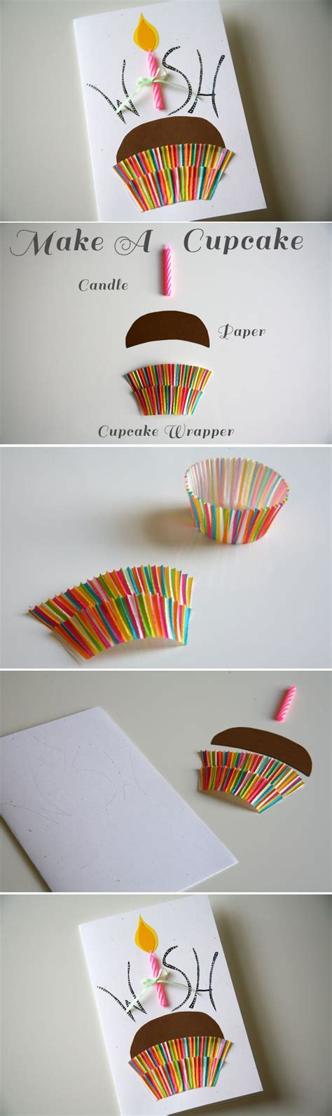 Creative Handmade Birthday Gifts - 25 best ideas about diy birthday cards on