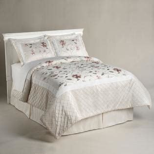 jaclyn smith bedding jaclyn smith tranquility comforter set