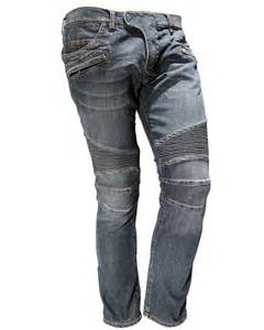 We just got 3 new styles of mens balmain biker jeans