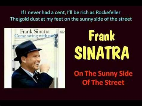 swinging on a star frank sinatra lyrics 323 best images about music yesterday and today on