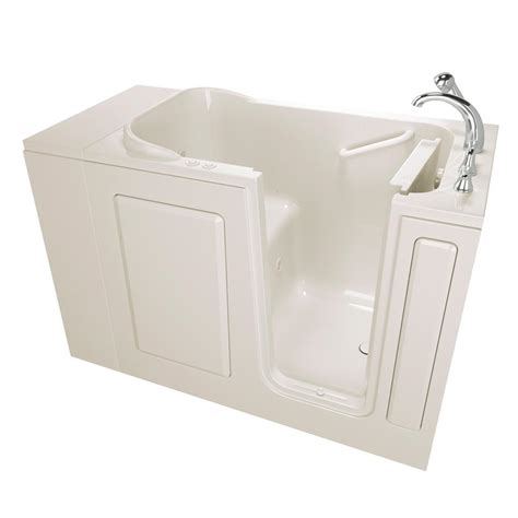 Safety Bathtubs by Safety Tubs Value Series 48 In X 28 In Walk In Whirlpool