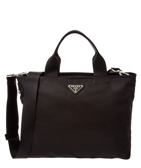 All For Fabric Totes And Fabric Totes For All by Prada Prada Fabric Tote Bluefly