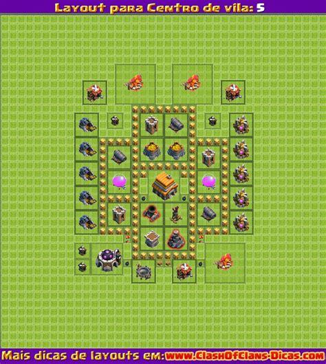 layout cv nv 5 chionswar o melhor cl 227 de clash of clans setembro 2014