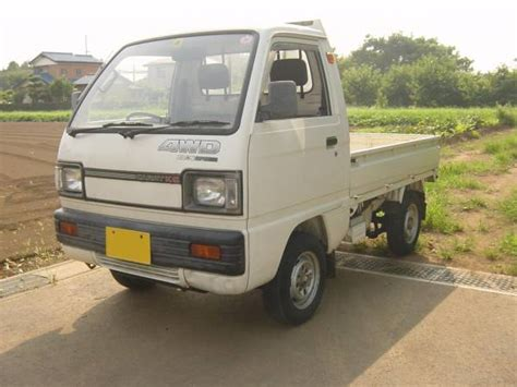 suzuki carry truck suzuki carry truck 4wd 1988 used for sale